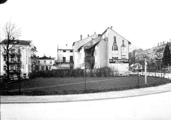 Krynica, stare zdjęcie, Renesans