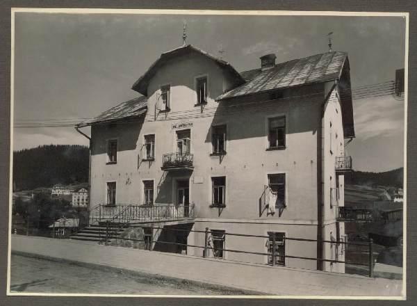 Krynica, archiwalna