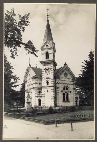 Krynica, Kościół