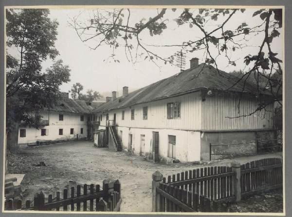 Krynica, stare zdjęcie