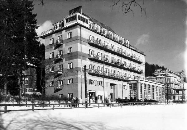 Krynica, Sanatorium Wojskowe