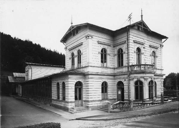 Krynica, Stare Łazienki