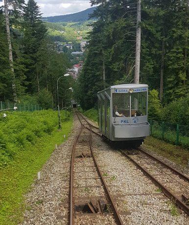 Atrakcje w Krynicy - Góra Parkowa