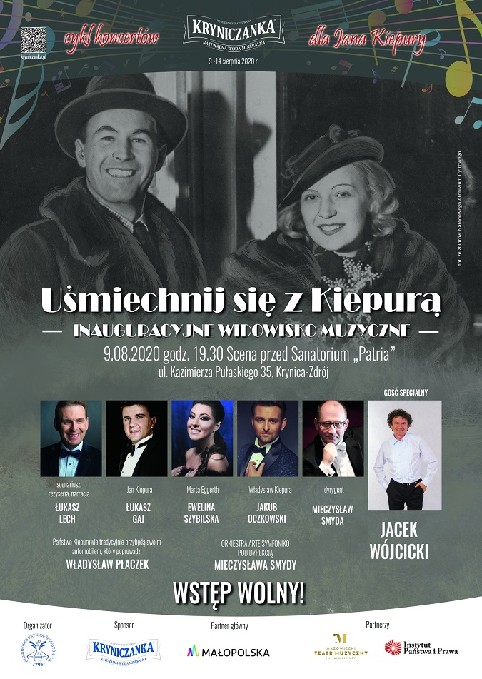Krynica, Festiwal, Jan Kiepura